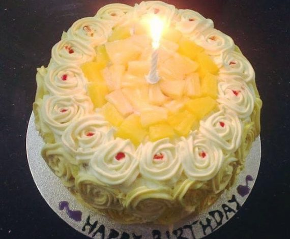 Pineapple & Cream