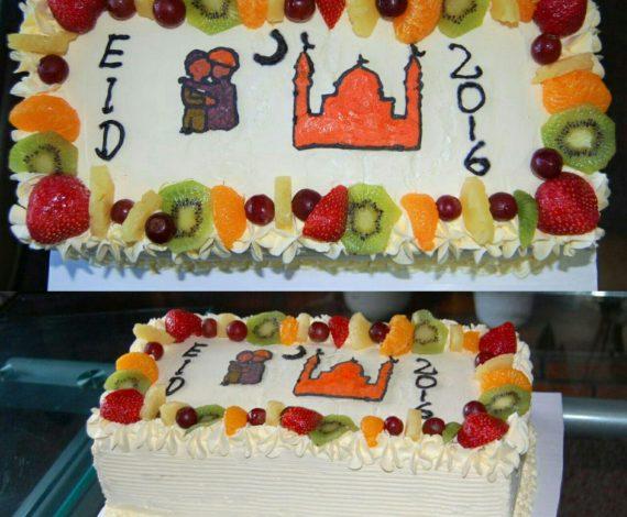3 Layer Fresh Cream Cake