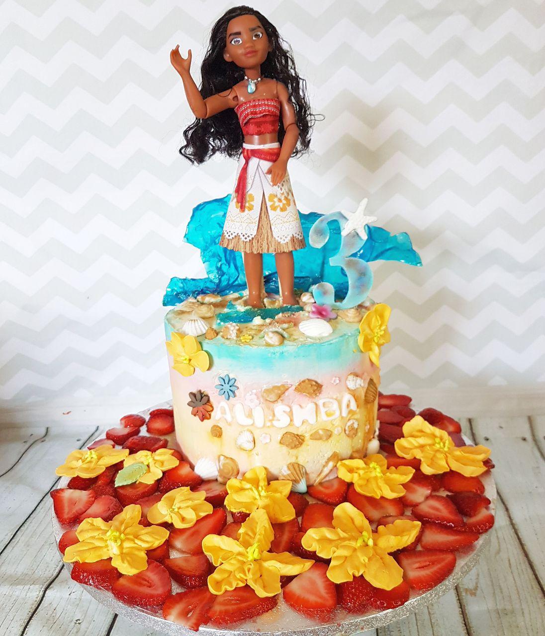 Birthday Fruit Cake Delivery Uk