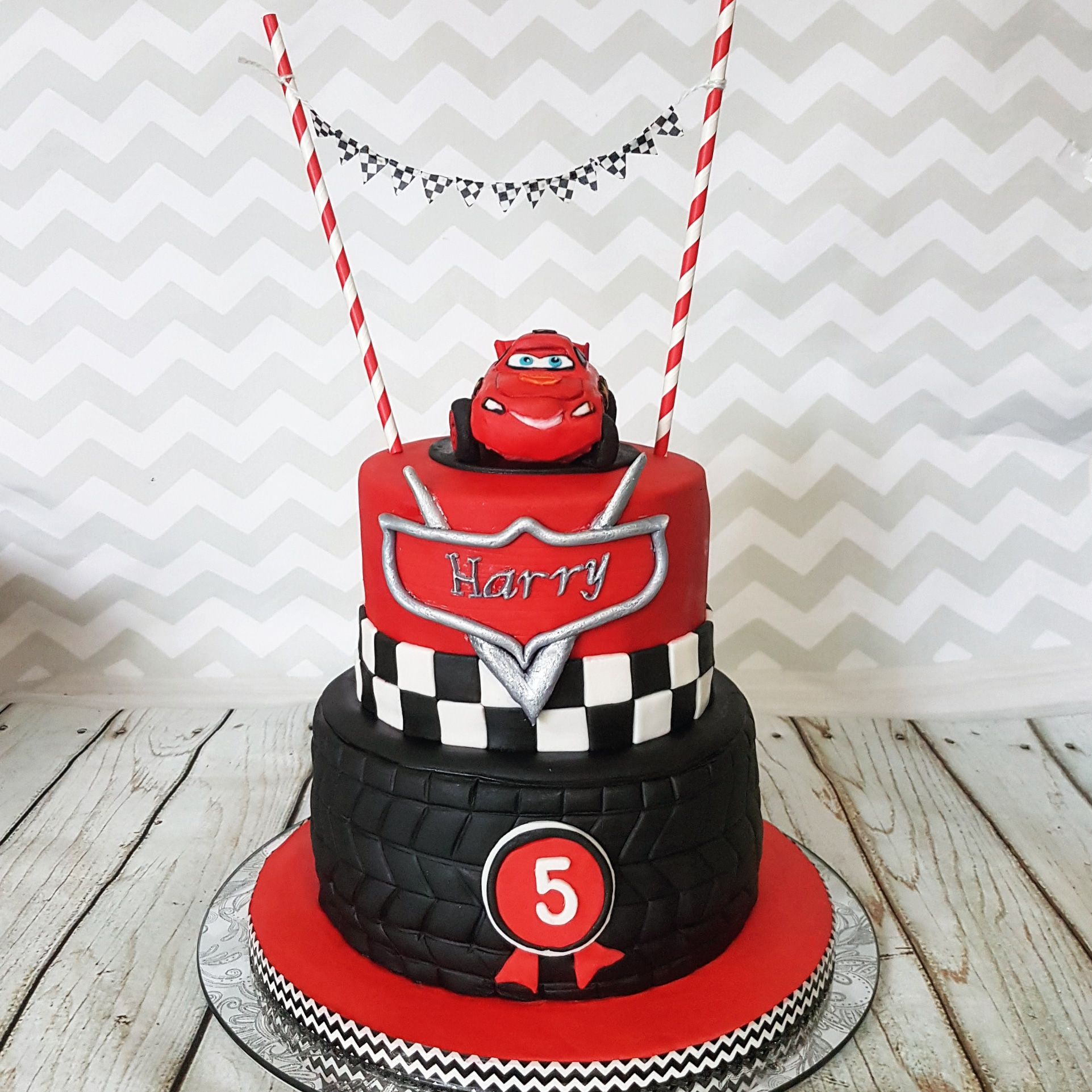 Surprising Cars Themed Cake Cakes By Mehwish Personalised Birthday Cards Xaembasilily Jamesorg