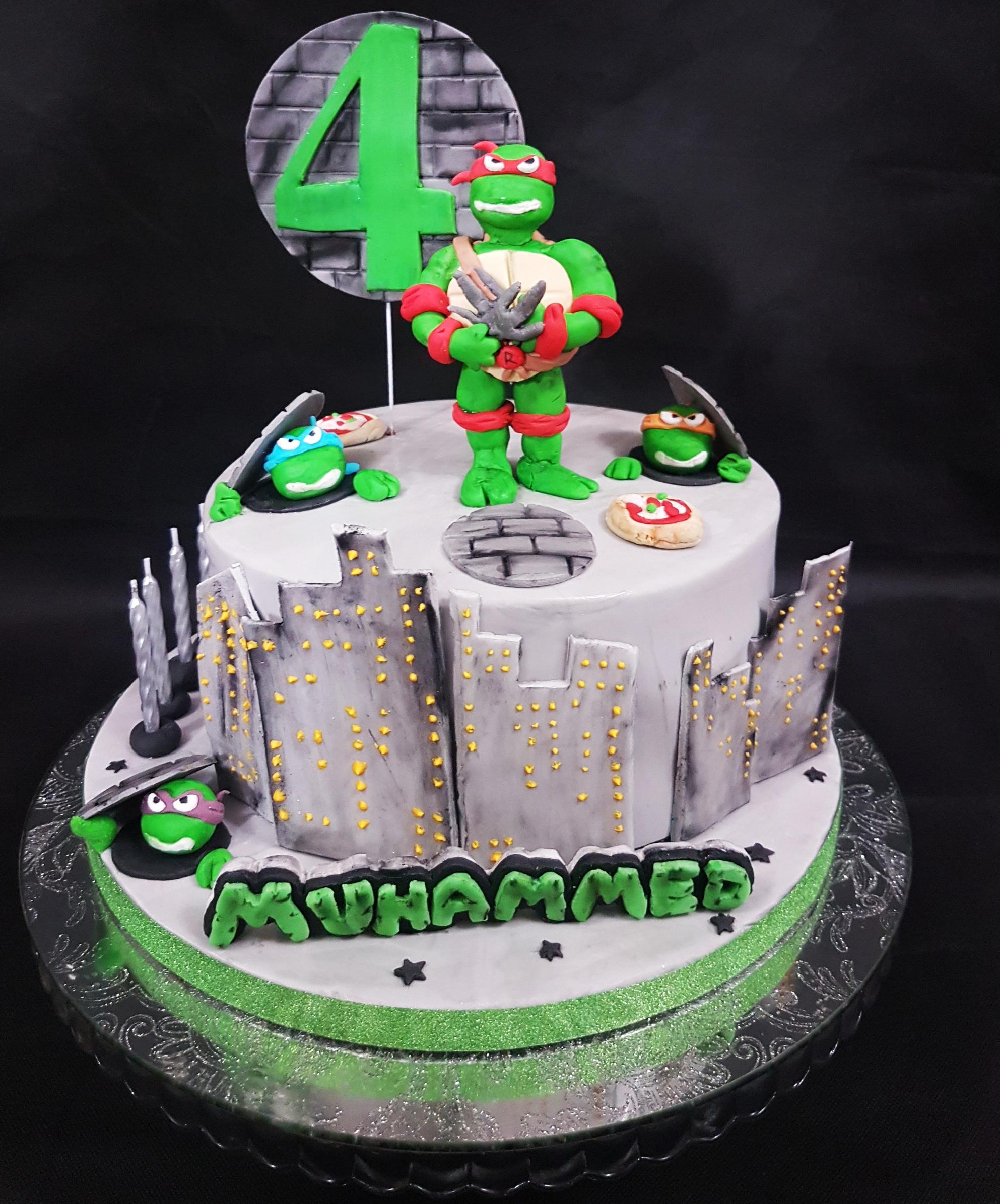 Dino Birthday Cake Girl Cakes by Mehwish